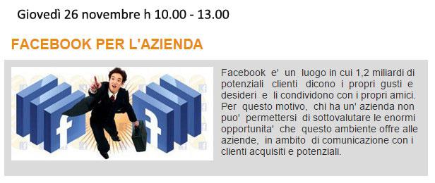 facebookazienda