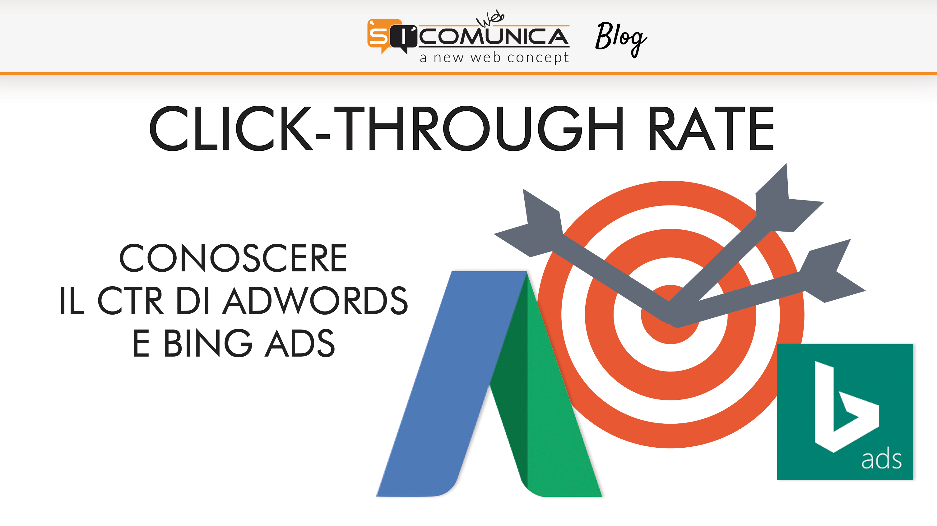 Click Through Rate Conoscere il CTR di AdWords e Bing Ads