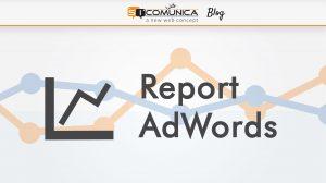 Report AdWords